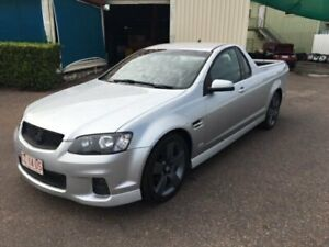 2013 Holden Commodore VE II MY12.5 SV6 Z-Series Silver 6 Speed Manual Utility Berrimah Darwin City Preview