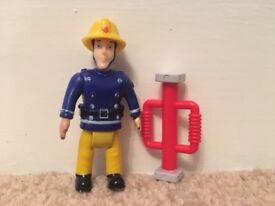 Fireman Sam Elvis with Door Ram