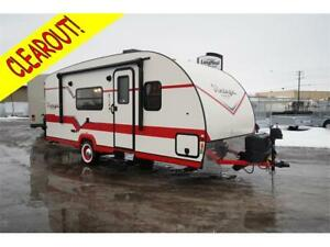 Light weight single axle travel trailer only $93/payment