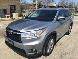 2014 Toyota Highlander XLE_ROOF_LEATHER_ XLE XLE XLE