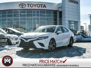 2018 Toyota Camry SE: BLUETOOTH, BACK UP CAM, ENTUNE 3.0
