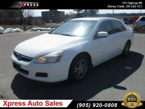 2007 Honda Accord Sdn SE **WEEKEND SPECIAL**