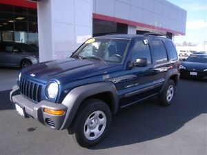 2003 Jeep Liberty SUV  ***** Excellent Working Condition *******
