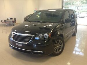 2015 Chrysler Town & Country S DVD 8.4 NAV BLUTOOTH DEMARREUR CA