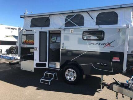 2017 Australian Offroad Camper Matrix Caravan