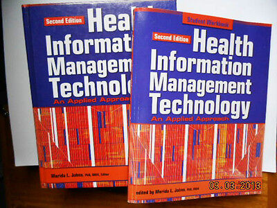 HEALTH INFORMATION MANAGEMENT TECHNOLOGY 2Books Second Edition