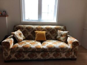 Sofa and chair - perfect for cottage