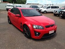 2008 Holden Special Vehicles GTS E Series MY08 Upgrade E SERIES MY08 UPGRADE Red 6 Speed Auto Active Holtze Litchfield Area Preview