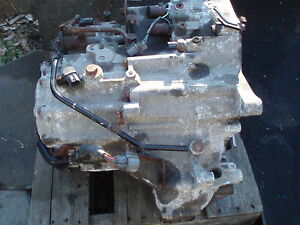 1998 - 1999 HONDA ACCORD 3.0L AUTOMATIC TRANSMISSION
