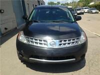 NISSAN MURANO SE 2007 AWD 188000KM AUTOMATIC LEATHER VGA