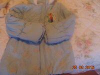 "Girls ""frozen"" coat"