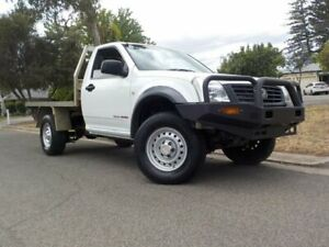 2004 Holden Rodeo RA LX 5 Speed Manual Cab Chassis Broadview Port Adelaide Area Preview