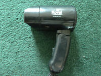 TRAVELLING ROYAL HAIR DRYER, COLLECTION ONLY