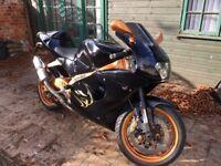Aprilia RSV Mille Motorbike