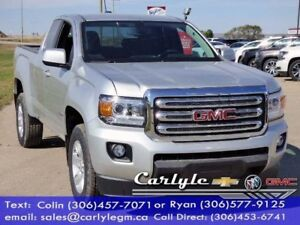 2018 GMC Canyon Extended 6SPd. Automatic
