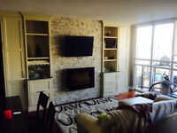 ONE BEDROOM, in downtown Burlington, Lake View available July 15