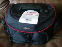 Canon 200SR Medium DSLR Bag Compatible w/ EOS 5D 60D 7D Rebel T3