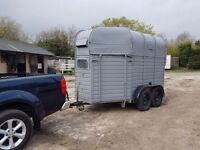 Wanted RICE or SIMILAR Double Horse Trailer