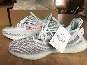 1abfe21b22c7b Yeezy Boost 350 V2 Blue Tint - Size 10  Deadstock
