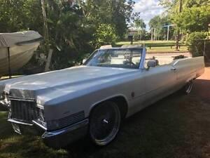 1969 Cadillac De Ville Sedan Wagaman Darwin City Preview