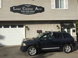 2007 Jeep Compass Sport-Auto,4x4,AC etc