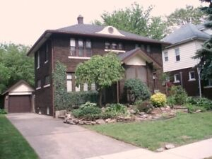 Large 2 storey home on Askin, 1 min walk to the UofW