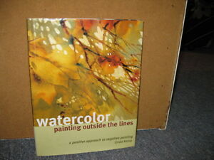 Watercolour Painting book Campbell River Comox Valley Area image 1