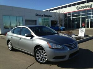 2014 Nissan Sentra S Manual, Keyless Entry