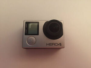 Go Pro Hero 4 w/ 64GB Memory Card and Attachments!!!