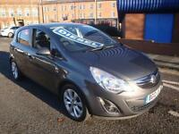 12 VAUXHALL CORSA CDTI ACTIVE 5 DOOR DIESEL £30 A YEAR ROAD TAX
