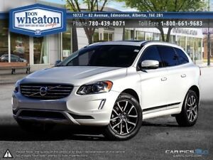 2016 Volvo XC60 T5, No Accidents, Alberta Vehicle, Well-Equipped