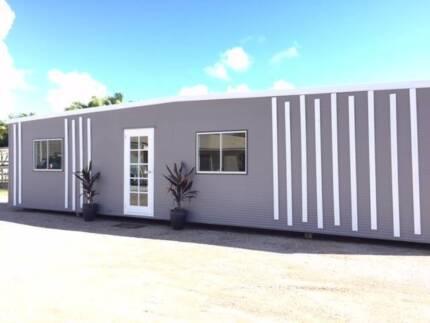 Relocatable Building / Portable Cabin / Demountable Granny Flat