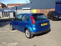 2005 FORD FIESTA 1.25 - DRIVES GREAT, LOOKS FANTASTIC!