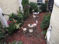 Lovely Courtyard Flat in Angel House situated on Seafront, part of Brunswick Terrace.