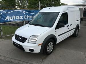 FORD TRANSIT CONNECT XLT ADVANCETRAC RSC 2012 **$/SEM.**TOUT EQU