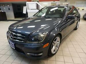 2014 Mercedes-Benz C300,NAVI,CAMERA,1-OWNER,NO ACCIDENTS,ONTARIO