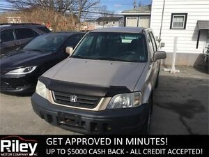 2001 Honda CR-V EX SELLING AS IS!