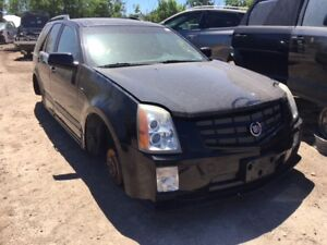 2007 Cadillac SRX just in for parts at Pic N Save!