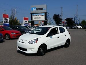 2015 Mitsubishi Mirage ES ONLY $19 DOWN $40/WKLY!!