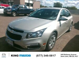 2016 Chevrolet Cruze Limited 1LT Turbo Power..Auto..Air..Crui...