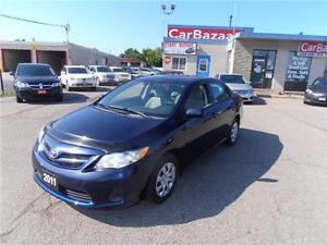 2011 Toyota Corolla CE Auto Air Power everything Easy Financing