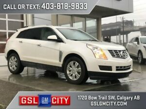 2016 Cadillac SRX Luxury 3.63L V6, All Wheel Drive, Automatic