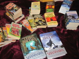 Terry Brooks Shannara collections
