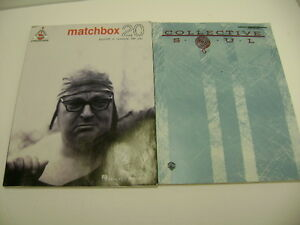 Matchbox 20 & Collective Soul guitar books