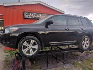 Toyota Highlander 2010 (stock#210)