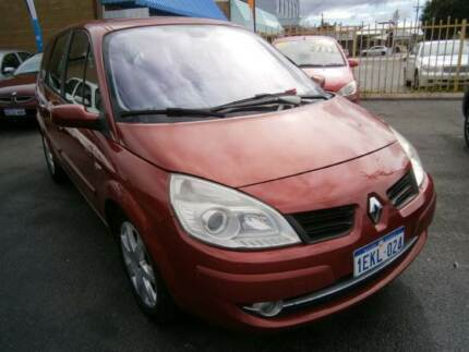 2008 Renault Grand Scenic II Wagon***FREE 12 MONTHS WARRANTY*** Bayswater Bayswater Area Preview