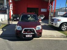 2002 Nissan X-Trail T30 ST Maroon 4 Speed Automatic Wagon Clontarf Redcliffe Area Preview