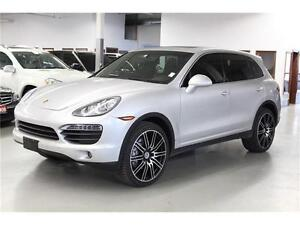 2011 Porsche Cayenne S V8 PANORAMIC ROOF
