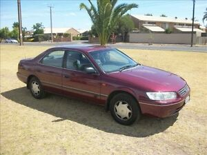1998 Toyota Camry SXV20R CSi 4 Speed Automatic Sedan Alberton Port Adelaide Area Preview