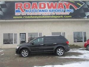 2012 Dodge Journey R/T 7 Passenger Pst Paid